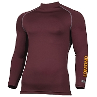 Loch Lomond RFC Baselayer Long Sleeve Maroon Senior