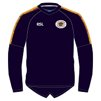 Loch Lomond RFC Performance Contact Top Navy Senior