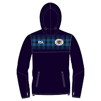 Loch Lomond RFC Pro Evolution Hoody Navy Junior