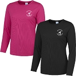 Meadowbank Gymnastic Club Girlie Long Sleeve T Pack