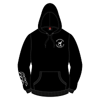 Meadowbank Gymnastic Club Team Hoody Black Snr