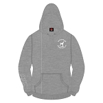 Meadowbank Gymnastic Club Team Hoody Classic Marl Snr