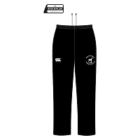Meadowbank Gymnastic Club Team Track Pant Black/White Junior