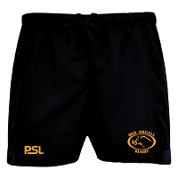 Mid Argyll RFC Rugby Shorts Junior - Black