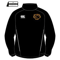 Mid Argyll RFC Team Contact Top Senior - Black/White