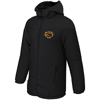 Mid Argyll RFC Thermal Contoured Jacket - Black