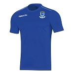 Milngavie FC Coaches Training Shirt - Royal