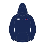 Murrayfield Wanderers Mini/Midi FC Laptop Hoody Junior Navy