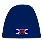 Murrayfield Wanderers Mini/Midi FC Beanie Hat Navy
