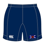 Murrayfield Wanderers Mini/Midi FC Playing Short Junior Navy