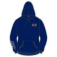 Murrayfield Wanderers Mini/Midi FC Team Hoody Adults Navy