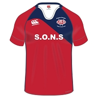 Newton Stewart RFC New Playing Shirt Junior