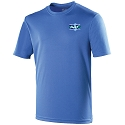 North Ayrshire ASC - Embroidered Cool T-Shirt (Royal)