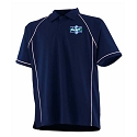 North Ayrshire ASC - Ladies Polo Shirt (Navy)