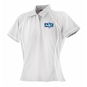 North Ayrshire ASC - Ladies Polo Shirt (White)