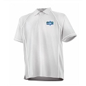North Ayrshire ASC - Mens Polo Shirt (White)