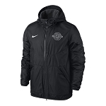 Park Sports Project Coaches Fall Jacket - Black/Anthracite