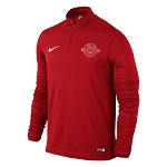 Park Sports Project Coaches Midlayer - University Red