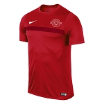 Park Sports Project Coaches Training Top - University Red/Gym Red