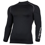 Park Sports Project Players Baselayer Top - Black