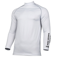 Park Sports Project Players Baselayer Top - White