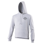 Park Sports Project Coaches Hoody - Heather Grey
