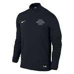 Park Sports Project Players Midlayer Top - Black