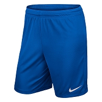 Girls Park Sports Project  Players Short - Royal Blue