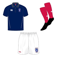 Penicuik RFC Match Day Essential Kit Pack