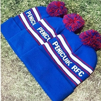 Penicuik RFC Club Bobble Hat