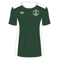 Rottenrow Hockey Club Home Jersey - Forest/White