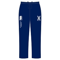 Saint Andrew Boat Club Open Hem Stadium Pant Navy