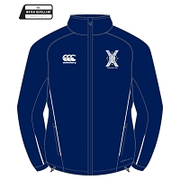 Saint Andrew Boat Club Full Zip Rain Jacket Navy