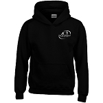 Salle Rollo Fencing Club Hoody Black Junior