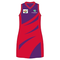 SAPC Sycamores GSG Netball Dress Junior