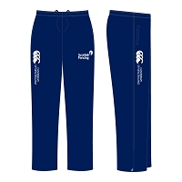 Scottish Fencing Mens Open Hem Stadium Pants Navy