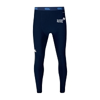 Scottish Fencing Mens Thermoreg Baselayer Legging Navy