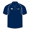 Scottish Hockey Dry Polo Shirt Womens