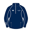 Scottish Hockey 1/4 Zip Rain Jacket Mens