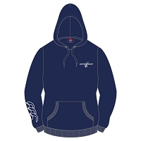 Scottish Hockey Navy Team Hoody Juniors