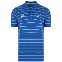 Scottish Hockey Limited Edition Striped Polo Shirt