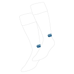 Scottish Women's Master Hockey Sock White
