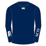 SCTA Baselayer Navy