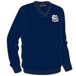 Selkirk RFC V-Neck Sweater