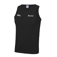 SFRS Family Support Trust Cool Vest Mens Black