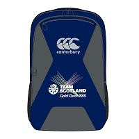 Team Scotland CWG Backpack