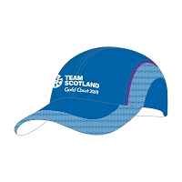 Team Scotland CWG Baseball Cap