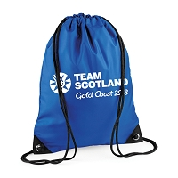Team Scotland CWG Gym Sack