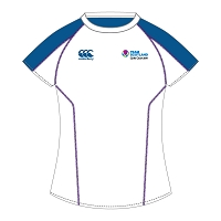 Team Scotland CWG Ladies Radium T-Shirt