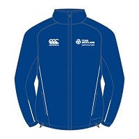 Team Scotland CWG Team Full Zip Rain Jacket